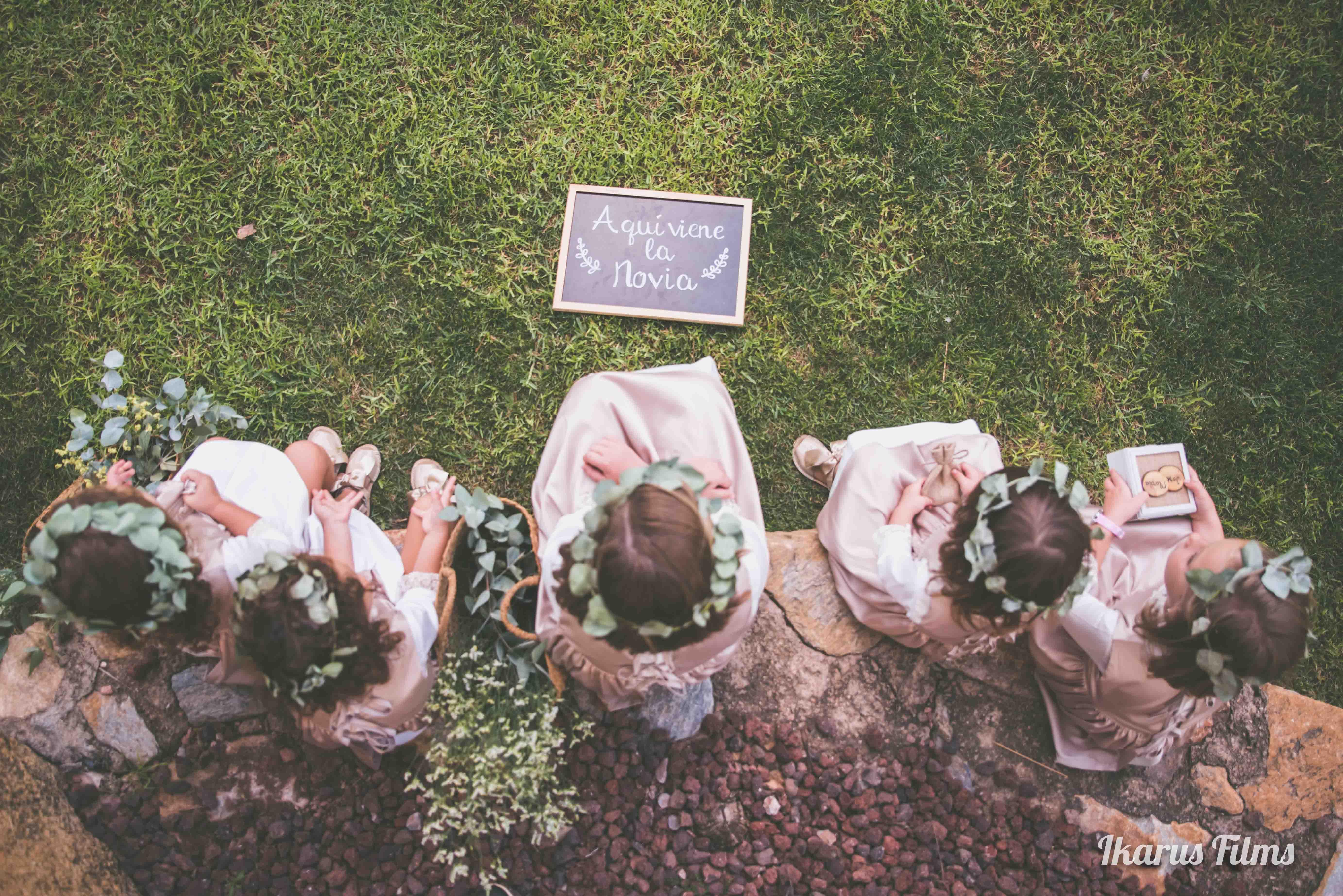 fotos de boda la herencia