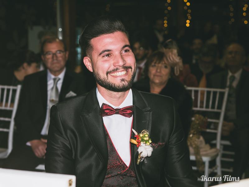 Fotos de boda en Nochevieja